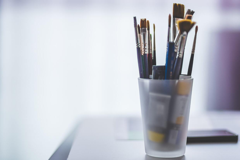 7 טכניקות של אמנים לציור בצבעי שמן